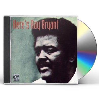 HERE'S RAY BRYANT CD