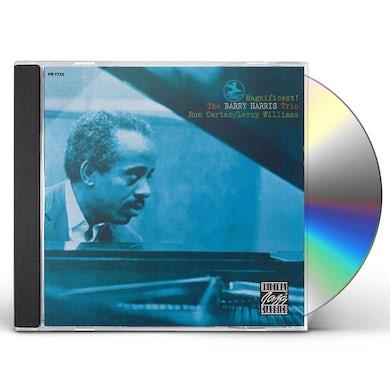 MAGNIFICENT CD