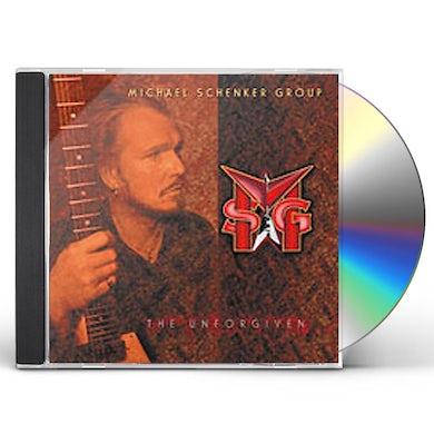 The Michael Schenker Group UNFORGIVEN CD