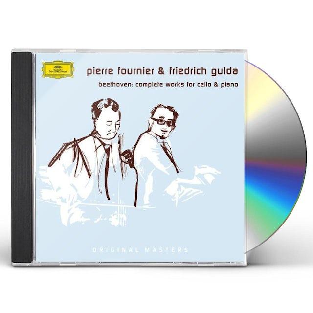 Beethoven / Fournier / Gulda