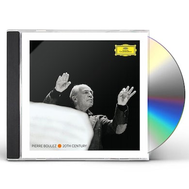 BOULEZ: 20TH CENTURY CD