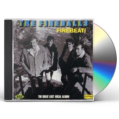 Fireballs FIREBEAT CD