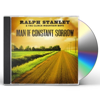 Ralph Stanley MAN OF CONSTANT SORROW CD