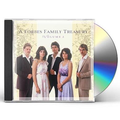 FORBES FAMILY TREASURY 2 CD