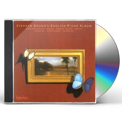 Stephen Hough ENGLISH ALBUM CD