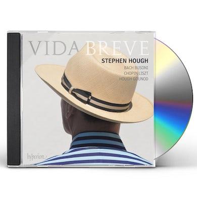 Stephen Hough VIDA BREVE CD