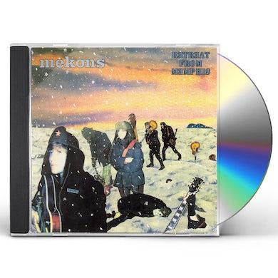 Mekons RETREAT FROM MEMPHIS CD