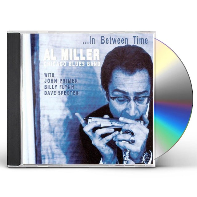 Al Miller IN BETWEEN TIME CD