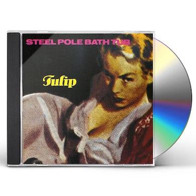 Steel Pole Bathtub TULIP CD