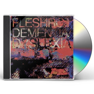 Fleshwrought DEMENTIA / DYSLEXIA CD