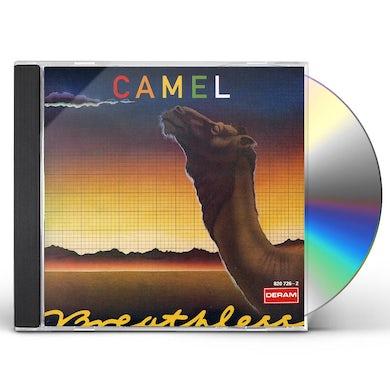 Camel BREATHLESS CD