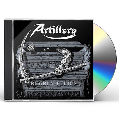Deadly relics CD