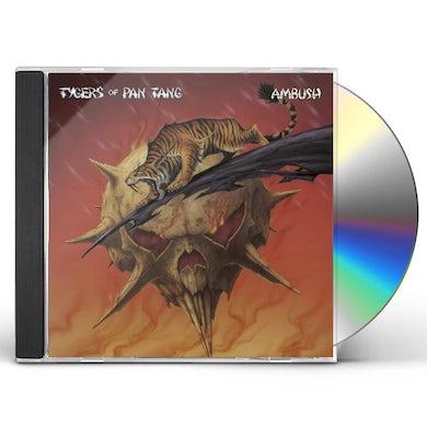 Tygers Of Pan Tang Ambush CD