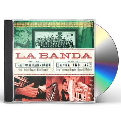 TRADITIONAL ITALIAN BANDA & JAZZ CD