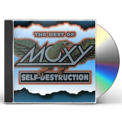 Moxy BEST OF CD