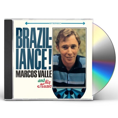 Marcos Valle Braziliance CD
