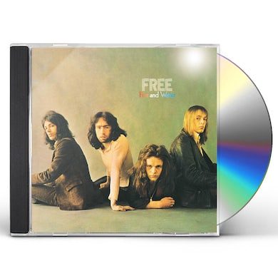 Free FIRE & WATER CD