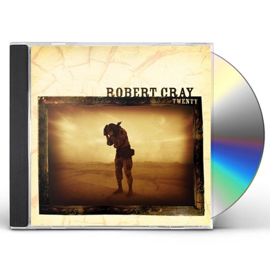 Robert Cray TWENTY CD