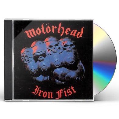 Motorhead IRON FIST CD