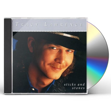 Tracy Lawrence STICKS & STONES CD