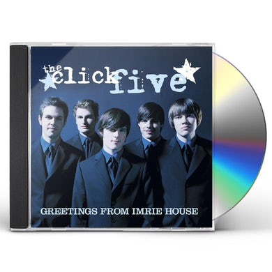 Click Five Greetings From Imrie House CD