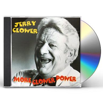MORE CLOWER POWER CD