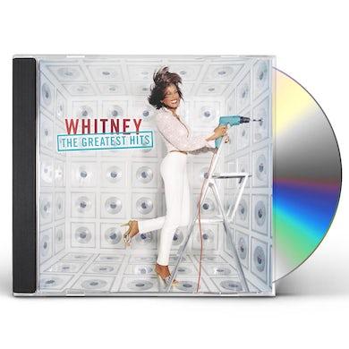 Whitney Houston WHITNEY THE GREATEST HITS CD