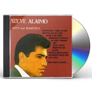 Steve Alaimo HITS & RARITIES CD