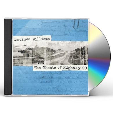 Lucinda Williams GHOSTS OF HIGHWAY 20 CD