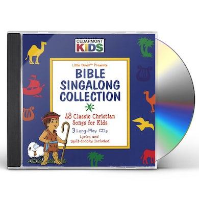 Cedarmont Kids Bible Singalong Collection [Box] CD