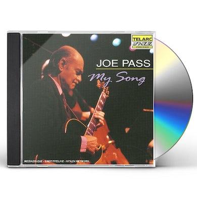 Joe Pass MY SONG CD