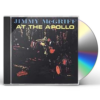 Jimmy Mcgriff AT THE APOLLO CD