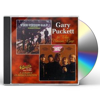 Gary Puckett & Union Gap GOLDEN CLASSICS EDITION CD