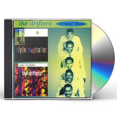 CLYDE MCPHATTER & DRIFTERS / ROCKIN & DRIFTIN CD