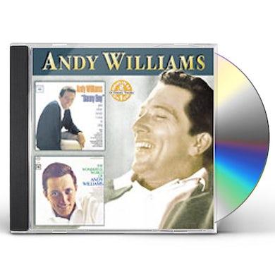 DANNY BOY / WONDERFUL WORLD OF ANDY WILLIAMS CD