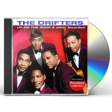 Drifters UP ON THE ROOF & OTHER FAVORITES CD