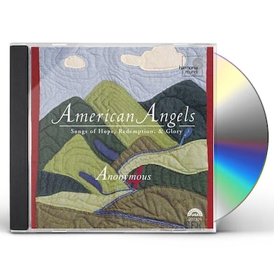 Anonymous 4 AMERICAN ANGELS CD