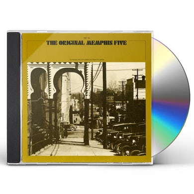 THE ORIGINAL MEMPHIS FIVE CD