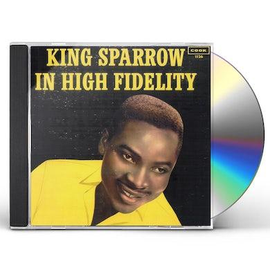 Mighty Sparrow SPARROW IN HI-FI CD