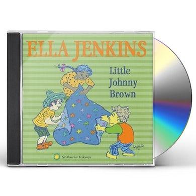 Ella Jenkins LITTLE JOHNNY BROWN CD