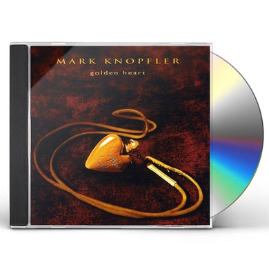 Mark Knopfler GOLDEN HEART CD