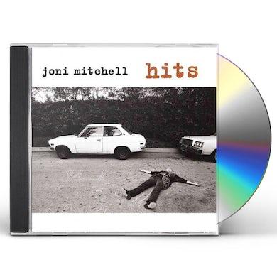 Joni Mitchell HITS CD