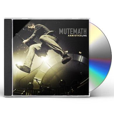 Mutemath ARMISTICE LIVE CD