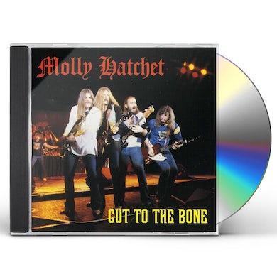 Molly Hatchet CUT TO THE BONE (HITS) CD