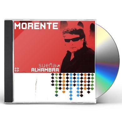 Enrique Morente MORENTE SUENA LA ALAMBRA CD