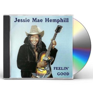 Jessie Mae Hemphill Feelin' Good CD