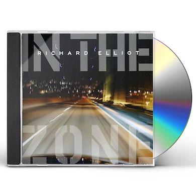 Richard Elliot IN THE ZONE CD