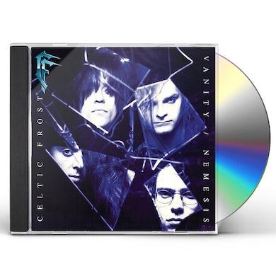 Celtic Frost VANITY / NEMESIS CD