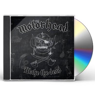 Motorhead WAKE THE DEAD CD