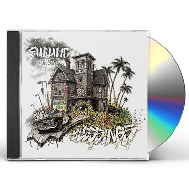 Sublime With Rome BLESSINGS CD